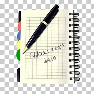 Notebook Icon PNG