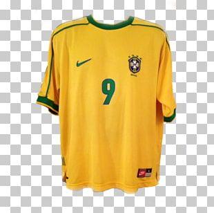 1998 FIFA World Cup Final Brazil National Football Team 2018 World Cup T-shirt PNG