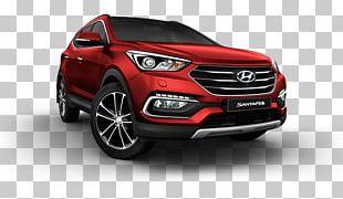 2017 Hyundai Santa Fe Sport Hyundai Motor Company Car 2018 Hyundai Santa Fe PNG