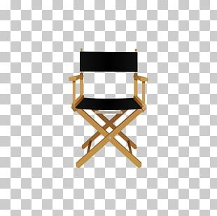 Director's Chair Film Director PNG