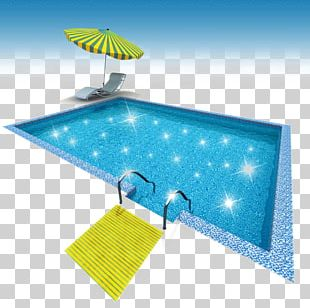Euclidean Swimming Pool Photography Illustration PNG