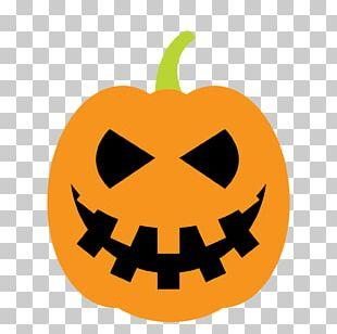 Pumpkin Halloween Squash Jack-o'-lantern PNG
