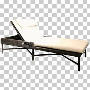 Chaise Longue Sunlounger Bed Frame Couch PNG