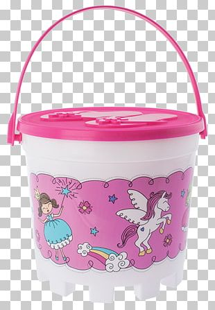 Sand Art And Play Bucket Plastic Lid PNG