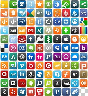 Social Media Computer Icons Social Networking Service Facebook PNG