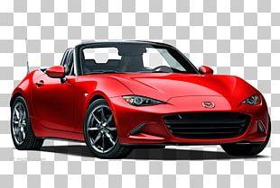 2016 Mazda MX-5 Miata Sports Car 2018 Mazda MX-5 Miata PNG