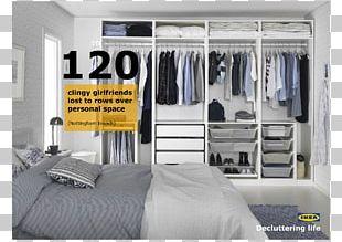Bedroom IKEA Armoires & Wardrobes Closet PNG