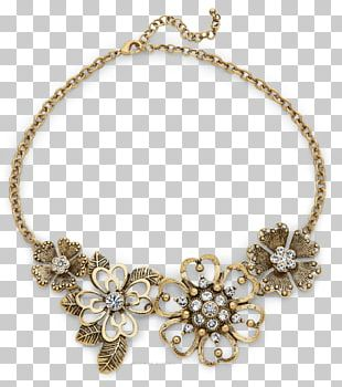 Necklace Jewellery Gold Bracelet Clothing Accessories PNG