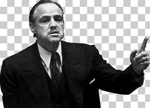 Marlon Brando The Godfather Vito Corleone Film Speak Softly Love PNG