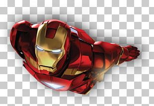 Iron Man Fights Back PNG