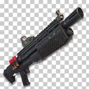 Fortnite Battle Royale Firearm Shotgun Weapon PNG