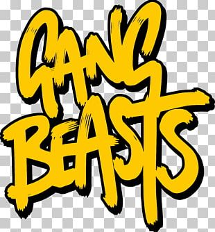 Gang Beasts PlayStation 4 YouTube Video Game PNG