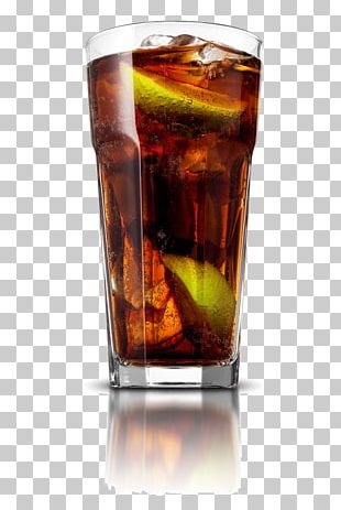 Rum And Coke Black Russian Cocktail Juice Coca-Cola PNG