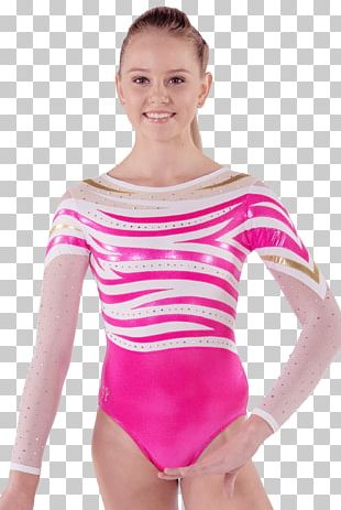 Bodysuits & Unitards Sleeve Gymnastics Clothing One-piece Swimsuit PNG