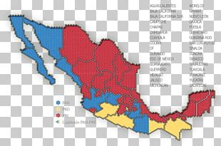 Mexico City Map Mexico–United States Border PNG