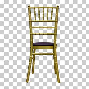 Chiavari Chair Bar Stool Table PNG