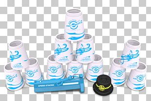 World Sport Stacking Association Cup StackMat Timer PNG