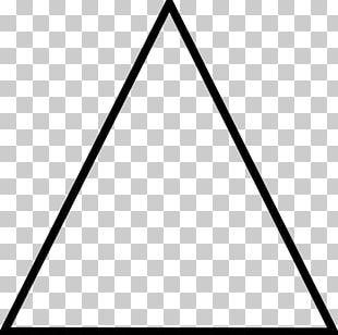 Penrose Triangle Equilateral Triangle Isosceles Triangle PNG