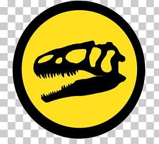 Allosaurus Jimmadseni Tyrannosaurus Jurassic Park Logo PNG