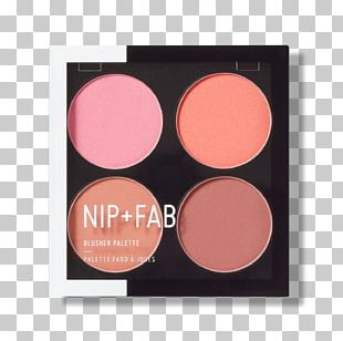 Cosmetics Palette Rouge Contouring Eye Shadow PNG