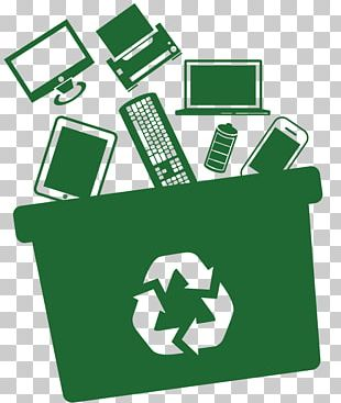 Electronic Waste Computer Recycling Electronics PNG
