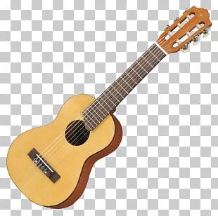 Ukulele Yamaha GL1 Guitalele String Instruments Musical Instruments PNG