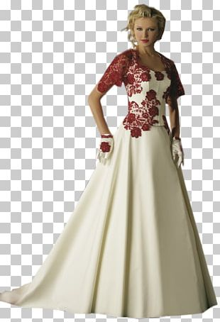 Wedding Dress Party Dress Costume Design Gown PNG