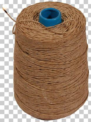 Twine Rope Hemp Wax Jute PNG
