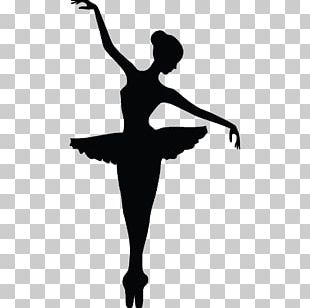 Wall Decal Ballet Dancer Sticker PNG
