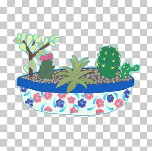 Cactaceae Succulent Plant Header PNG