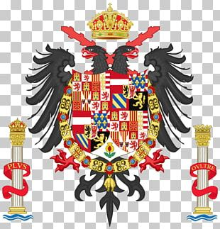 Holy Roman Empire Spain Prussia Austrian Empire Coat Of Arms Of Charles V PNG