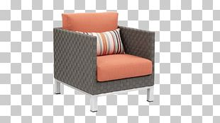 Sofa Bed Club Chair Couch Comfort Armrest PNG