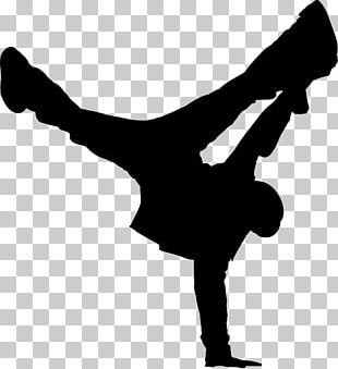 Breakdancing Hip-hop Dance Silhouette Street Dance PNG