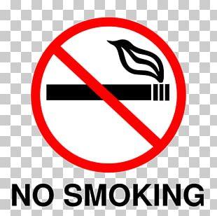 Smoking Ban Sign Smoking Cessation PNG