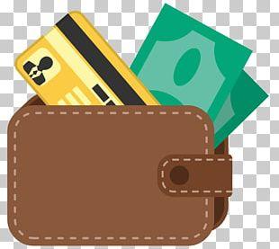 Wallet Cartoon Coin Purse PNG