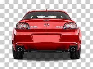 2009 Mazda RX-8 Sports Car 2008 Mazda RX-8 PNG