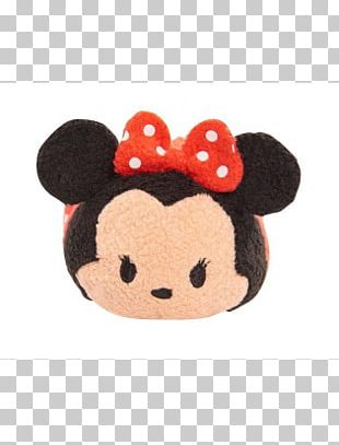 Disney Tsum Tsum Minnie Mouse Stuffed Animals & Cuddly Toys Mickey Mouse Daisy Duck PNG