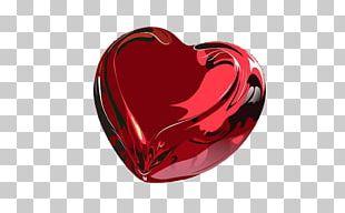 Heart Valentine's Day Desktop PNG