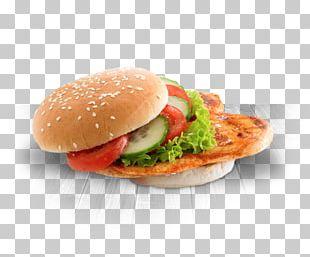 Hamburger Fast Food Breakfast Sandwich Cheeseburger Veggie Burger PNG
