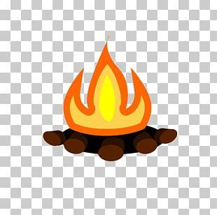 S'more Bonfire Campfire PNG