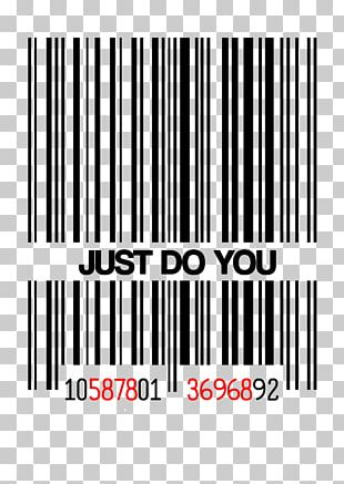 Barcode Universal Product Code Label Nike PNG