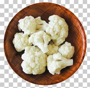 Cauliflower Vegetarian Cuisine Vegetable PNG