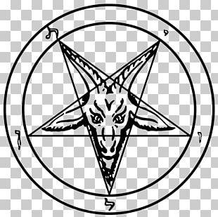 Church Of Satan Lucifer Sigil Of Baphomet PNG