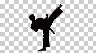 Karate Wall Decal Kick Martial Arts PNG