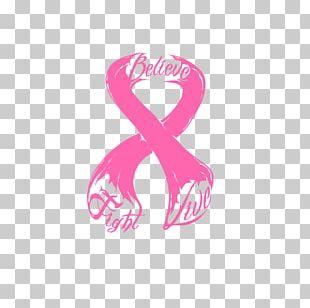 Pink Ribbon Breast Cancer Tattoo Awareness Ribbon PNG