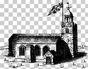 Parish Church Steeple PNG