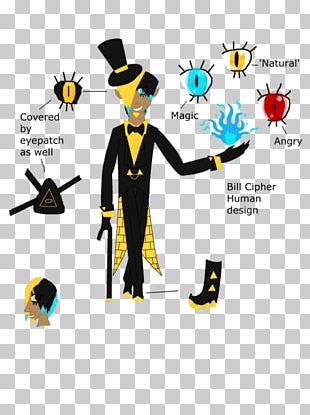 Bill Cipher Graphic Design Illustration Drawing PNG