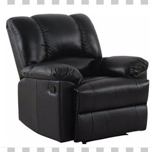 Recliner Chair Couch Furniture Living Room PNG