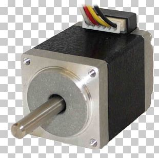 Stepper Motor Electric Motor Electrical Wires & Cable Wiring Diagram Two-phase Electric Power PNG