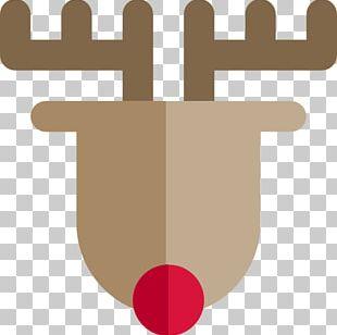 Reindeer Moose Icon PNG